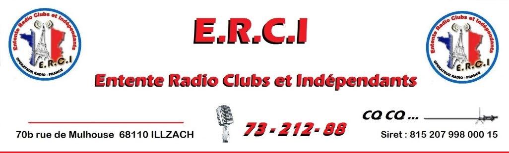 ERCI ONLINE – Entente des Amateurs de Radio, des Radioamateurs, SWL et PMR.